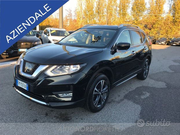 Nissan X-Trail 1.6 dci N-Connecta 2wd