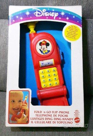 Disney Topolino - Mattel anni '80-'90