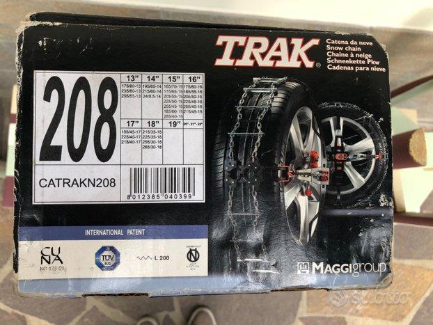 Catene da neve TRAK 208