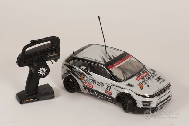 RC auto hpi-racing brushless completa e funzionant