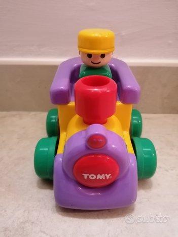 Trenino push'n go Tomy per Bambini