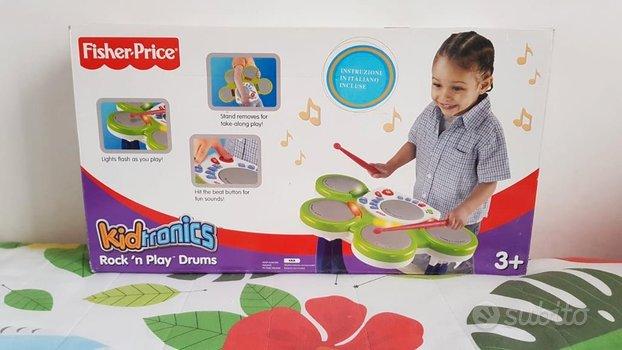 Batteria elettronica giocattolo - drums