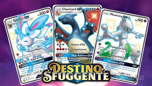 C.erco carte pokemon destino sfuggente
