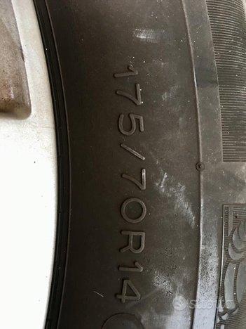 Cerchi in lega Hyundai I20