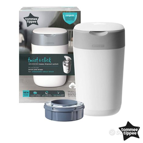 Mangiapannolini Tommee Tippee Sangenic NUOVO