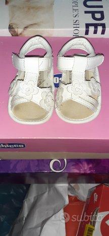 Sandaletti bianchi
