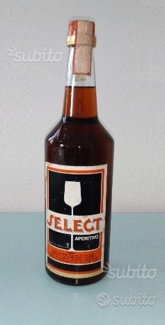 Select pilla aperitivo vintage sigillato