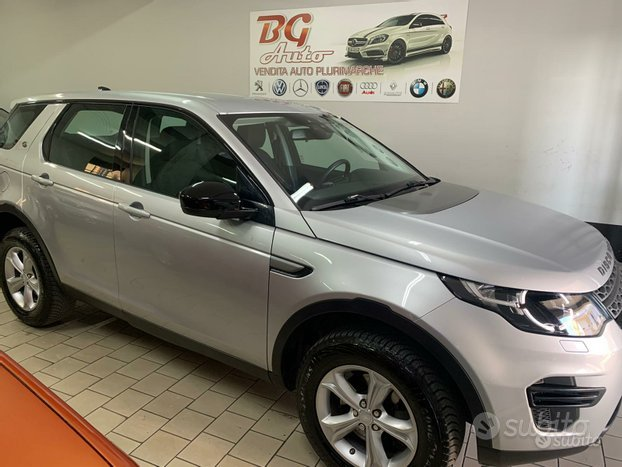 Lande Rover discovery sport 2.0 td4 2016