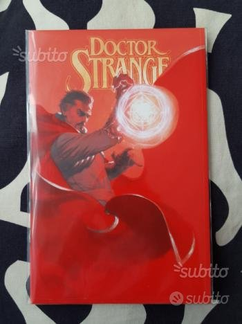 Doctor strange n°1 variant