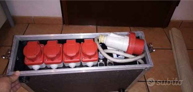 Motor controller trabes 4 canali