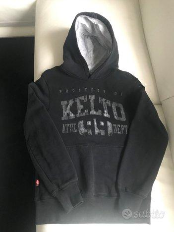 Felpa Kelto in cotone