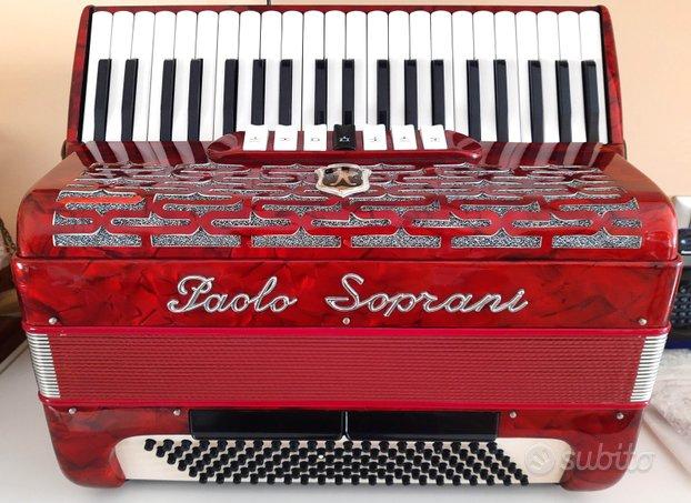 Paolo soprani 120 bassi 3/5