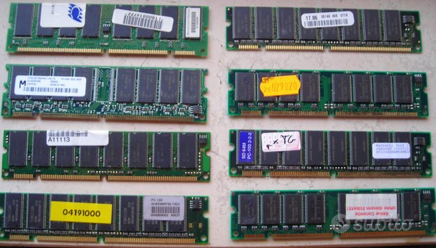 Moduli RAM SDRAM