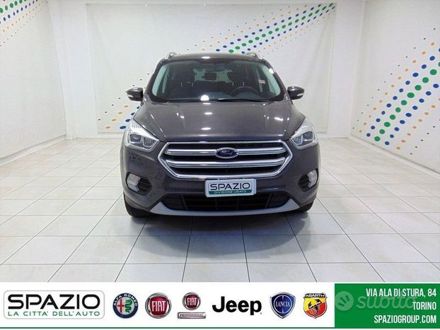 Ford Kuga II 2017 2.0 tdci Business s&s 2wd 1...