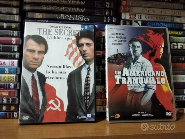 DVD film originali fuori catalogo e rari