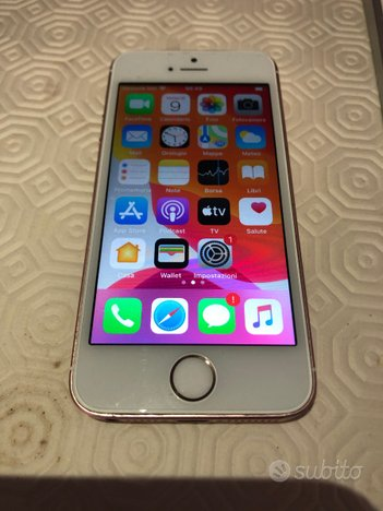 Iphone SE 2016 Rose Gold 64 GB