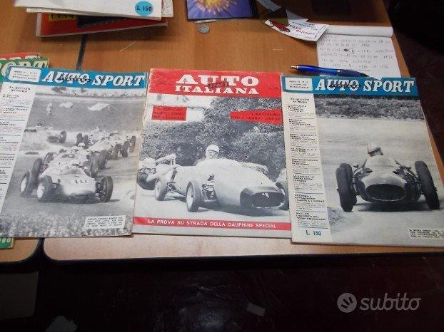 Auto sport italiana riviste