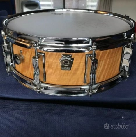Ludwig Maple classic Satinwood 14x5 Limit edition