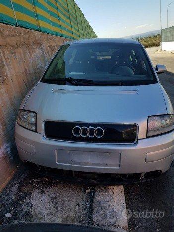 Ricambi Audi A2 2003 1.4 Benz AUA