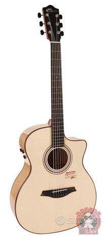 Mayson solero chitarra acust marquis elettrificata