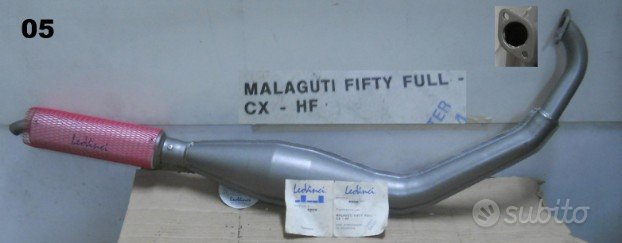 Marmitta Malaguti Fifty Full Cx Hf Fifty Top (2)