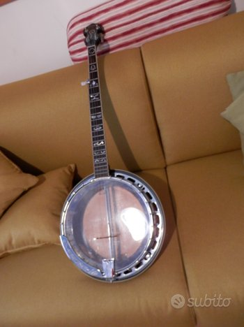 Bluegrass Banjo originale Usa