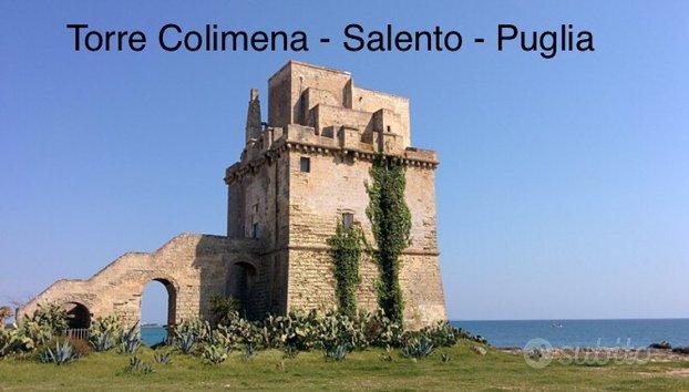 Torre Colimena Salento mar Ionio