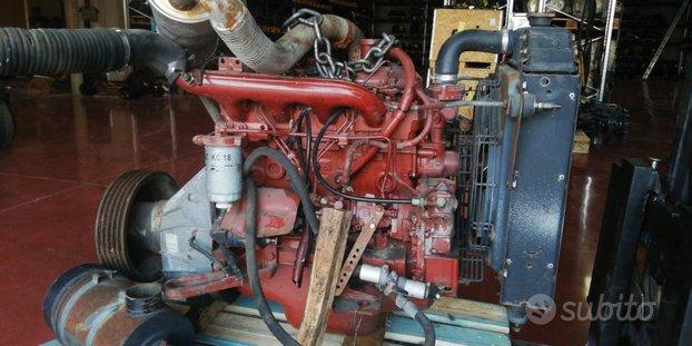 Motore 8040.05, usato revisionato recentemente