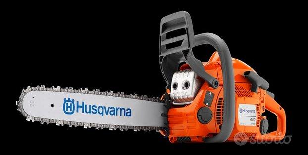 Motosega Husqvarna 440 ll OMAGGIO