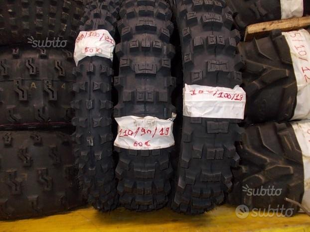 Gomme cross michelin nuove