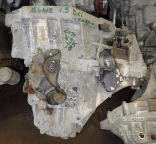 Cambio manuale Renault Megane 1.5 DCi