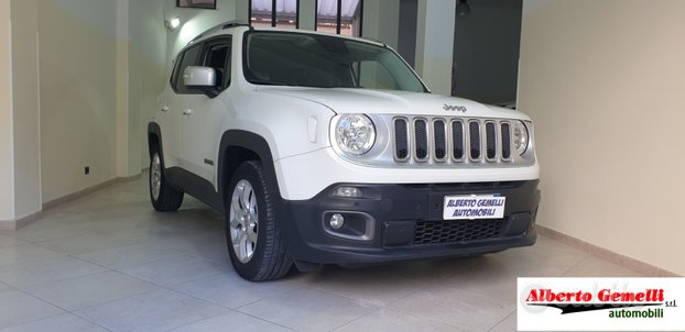 Jeep renegade 1.6 120 cv limited