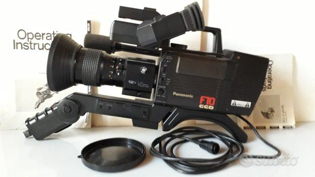Telecamera panasonic f10