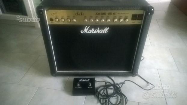 Amplificatore valvolare Marshall