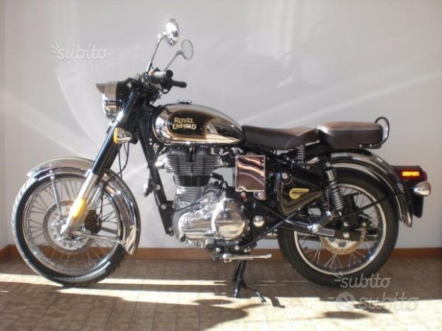 Royal Enfield Bullet Classic ABS EURO 4 CHROME