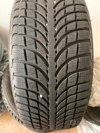 Gomme termiche 225/60/17 Michelin Latitude Alpin