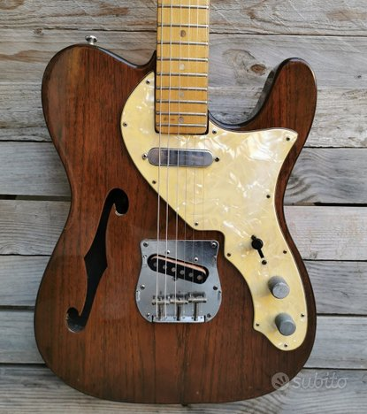 Greco TE400 Brown ' 70 Thinline Made in Japan