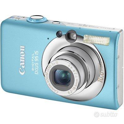 Canon DIGITAL IXUS 951S