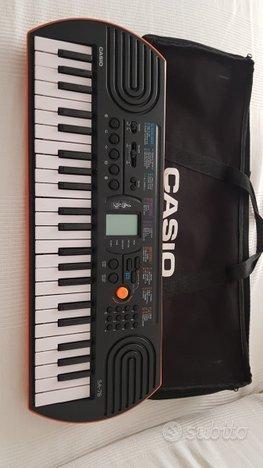 Tastiera musicale CASIO SA-76 quasi nuova