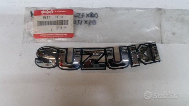 Emblema dx Suzuki GSX750W