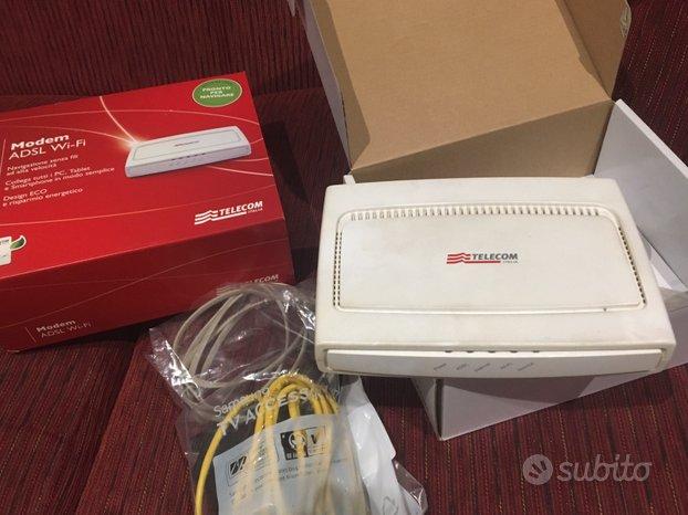 Modem Wi-Fi Telecom Italia