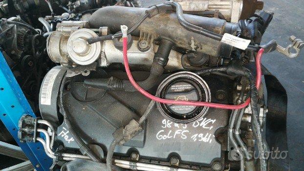 Motore volkswagen sigla bkc 1.9 cc 105 kw 140 cv