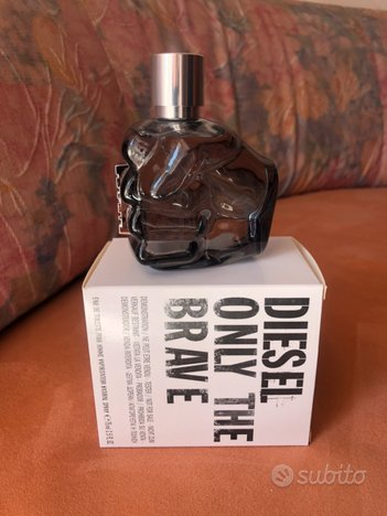 Profumo Tester Diesel only the brave