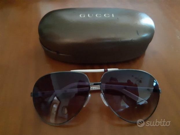 Occhiali da sole Gucci con custodia originale