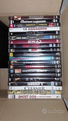 DVD film vari famosi come nuovi