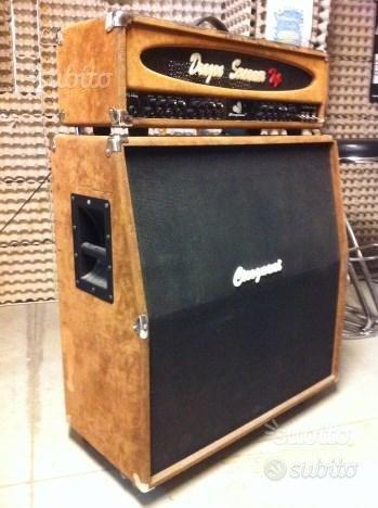 Amplificatore Valvolare Cicognani per chitarra