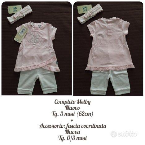 Abbigliamento neonata NUOVO