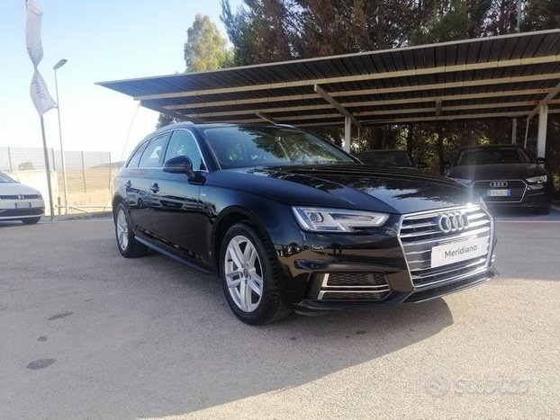 Audi A4 5nd SERIE AVANT 2.0 TDI 122CV BUSINES...