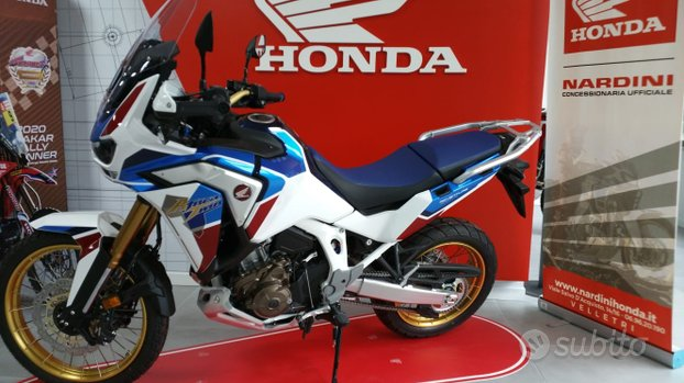 Honda CRF1100L Africa Twin DCT Adv. Sports