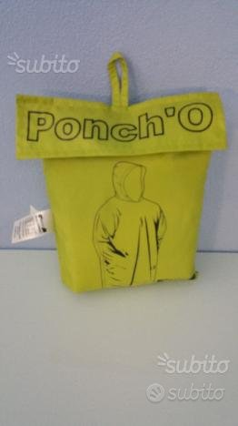 Ponch'o 12 anni 146/158 cm